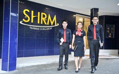 Chương trình học bổng trường SHRM