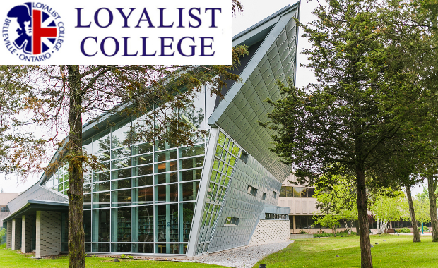 Trường Loyalist college đem lại cho sinh viên quốc tế một môi trường học tập tốt.