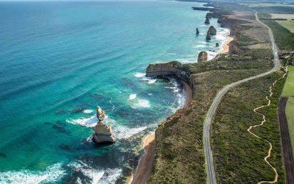Con đường đẹp nhất bạn nên đặt chân đến khi đi du học Úc