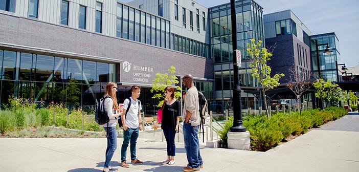 điều kiện du học tại trường Humber College