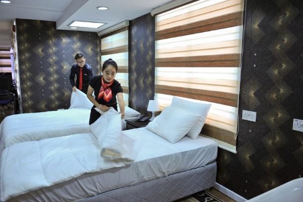 SHRM- đào tạo chuyên ngành khách sạn