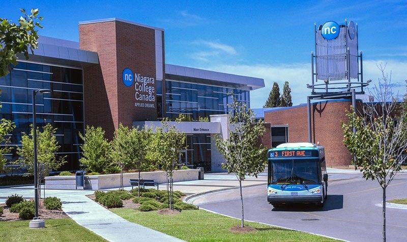 Trường Niagara College, du học Canada