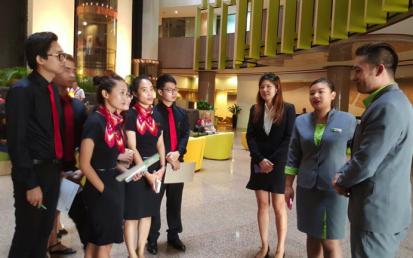trường quản lý khách sạn tốt nhất du học singapore