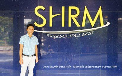 du học singapore trường SHRM