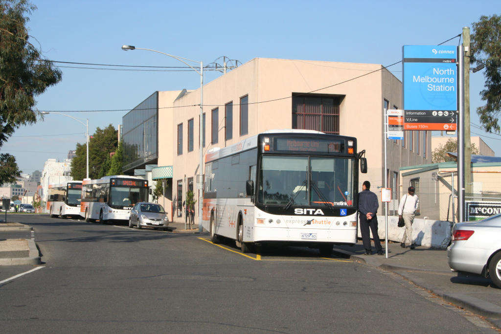 Phương tiện đi lại thành phố Melbourne
