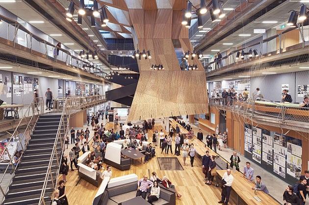 Top những trường đại học đẹp nhất khi Du học Úc