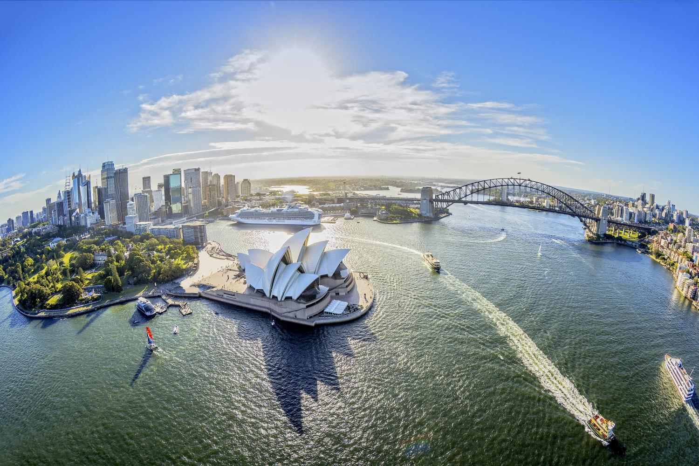Sydney – điểm du lịch cực hot
